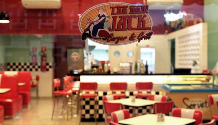 The new Jack Burger – Hamburgueria vintage
