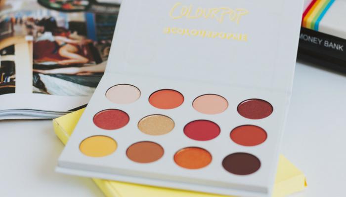 Colourpop Yes Please – Paleta de sombras