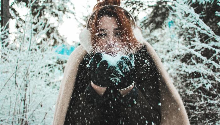 Fotos na neve para se inspirar