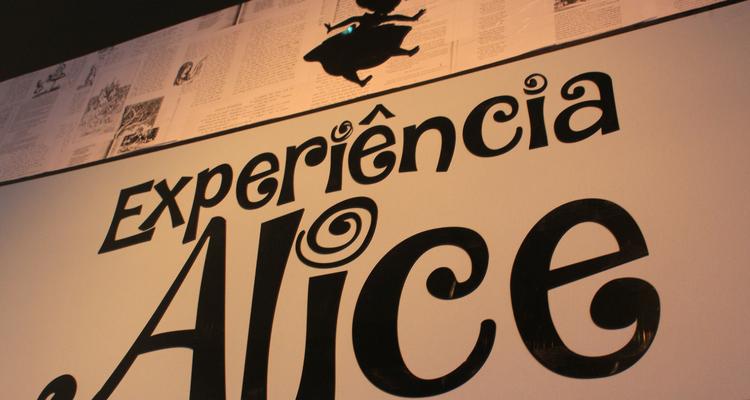 Experiência Alice em São Paulo