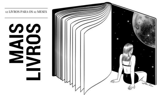 12 livros para 12 meses