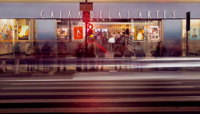 Caixa Belas Artes – Cinema de rua em São Paulo