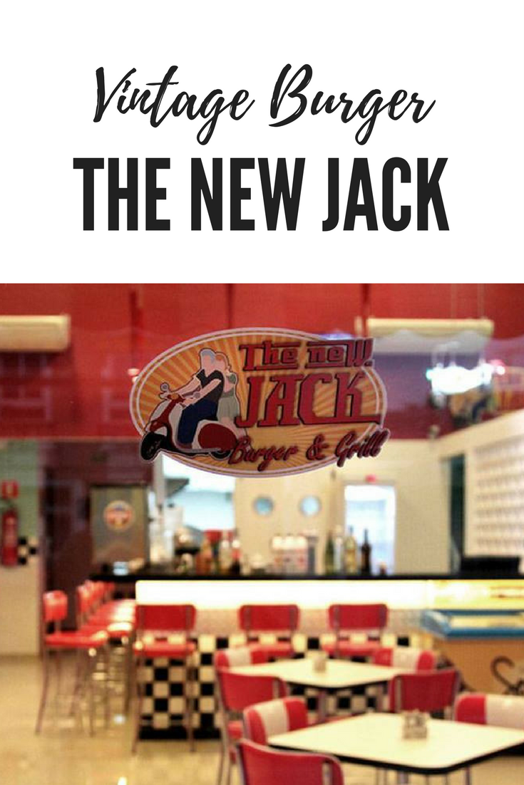 The new Jack Burger