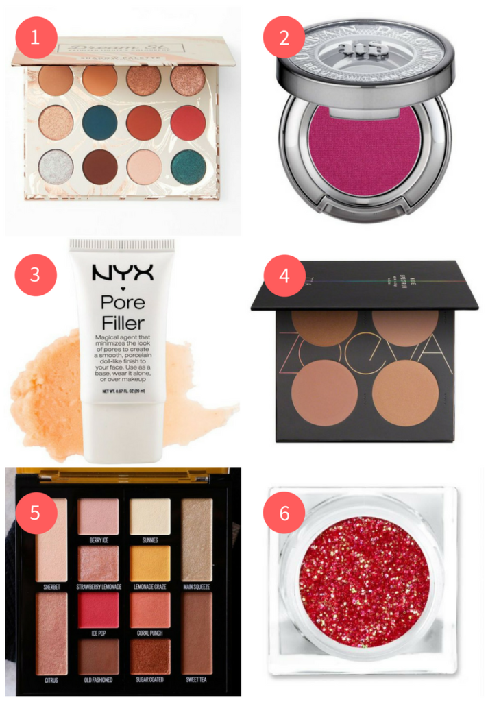 MAKE- UP WISHLIST