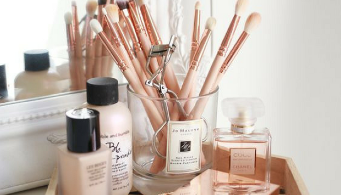 Make-up wishlist de aniversário