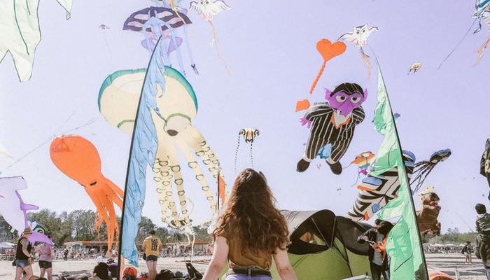 Festival internazionale degli Aquiloni 2018