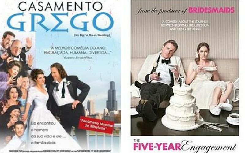 CAOS ARRUMADO - FILMES DE NOIVA