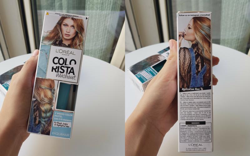 CAOS ARRUMADO  #TurquoiseHighlights #hair #turquoisehair #longbob #cabeloturquesa #curto #pontas #feminino #raizescura #cabelocolorido #colorhair #ombre #dark #mermaid #teal #aqua