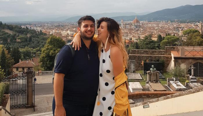 Tô noiva! Como fiquei noiva em Firenze