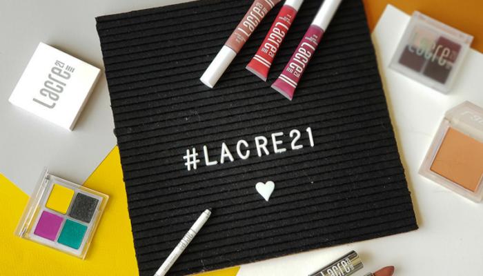 Lacre21 – Nova marca de maquiagem