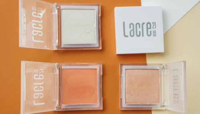 Lacre21 – Resenha Iluminador, Bronzer e Blush