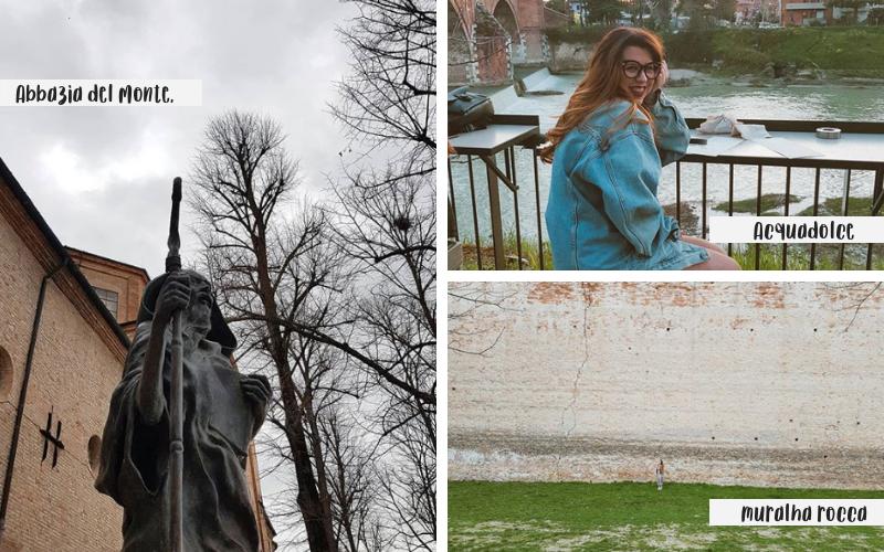 CESENA - EMILIA ROMAGNA - ITALIA - TURISMO - ROTEIRO - HISTORIA