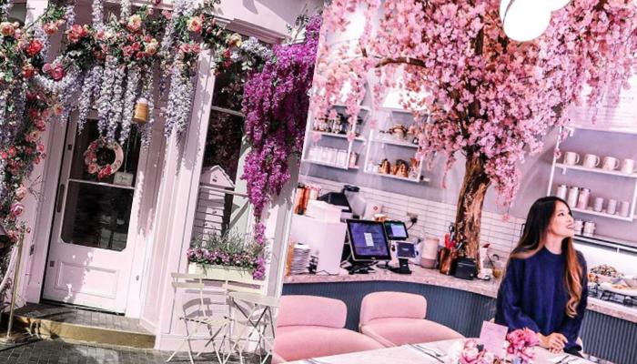 Cafés em Londres para conhecer & tirar foto