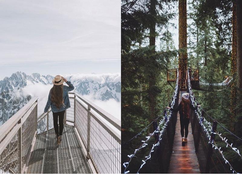 Fotos para viajantes – Ideias Criativas