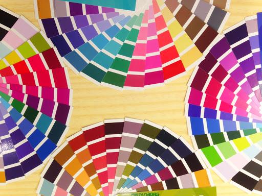 Coloração pessoal – Análise de cores –  Paleta de cores pessoal