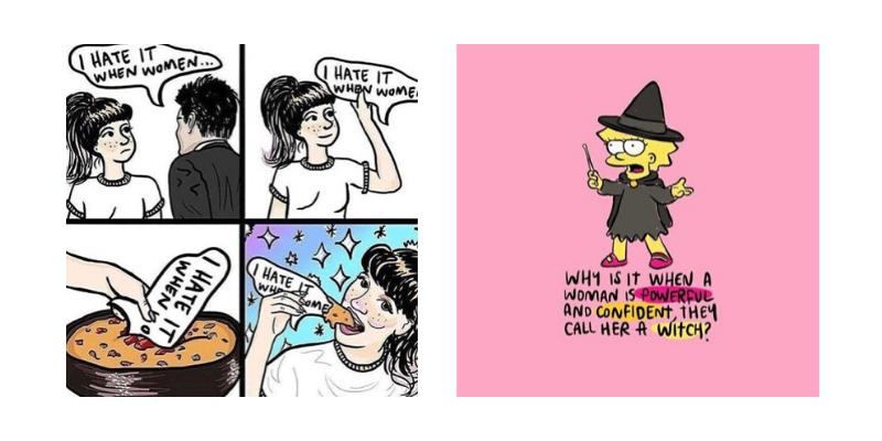 Quando digo que sou feminista
