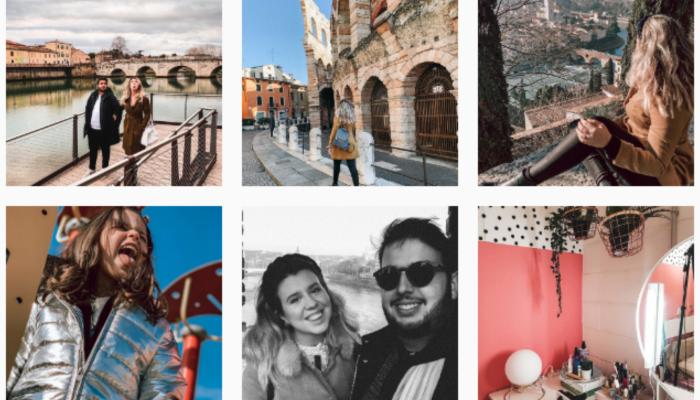 Blogger preset – Quatro estações
