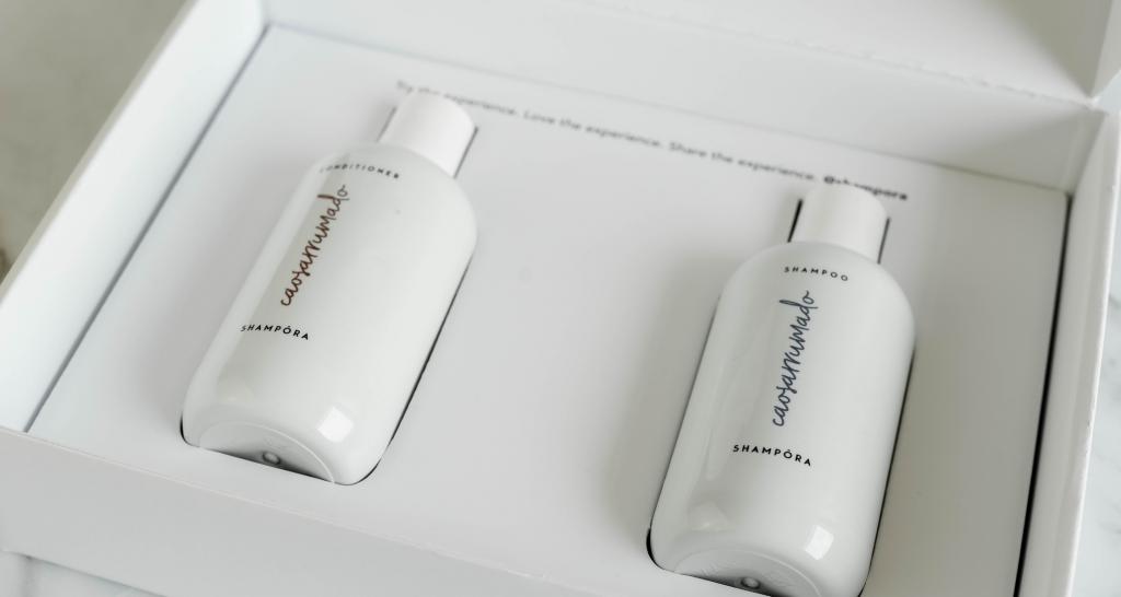 Shampoo Personalizado - Shampora resenha