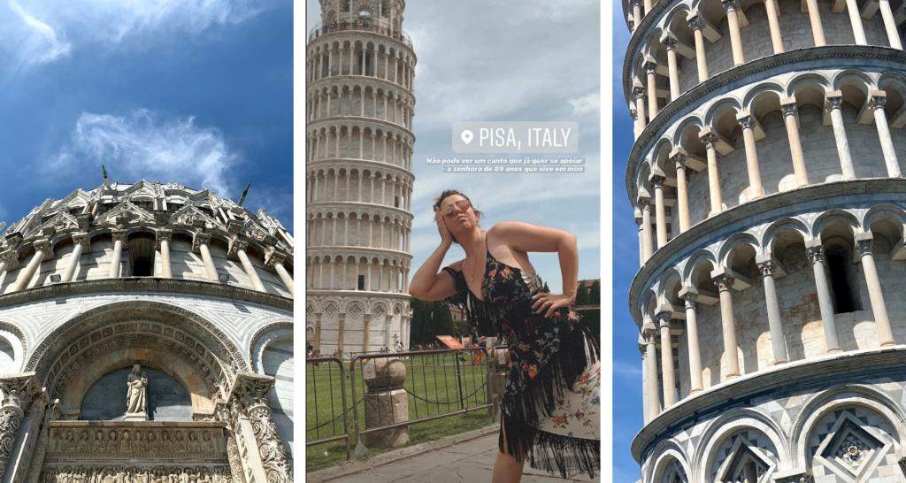 Guia Pisa e Lucca - dicas, atrações e informações