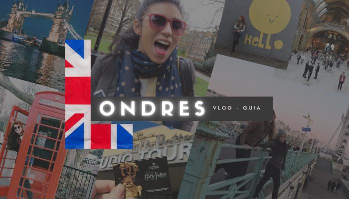 Vlog Londres – 5 dias tudo que precisa saber