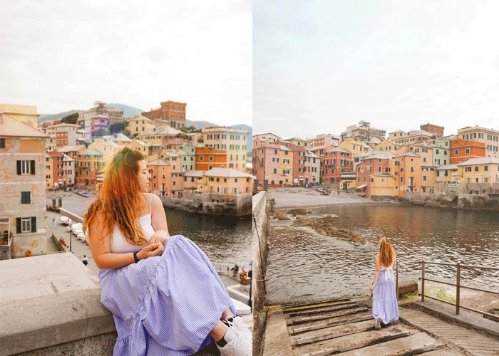 Genova - Italia - Roteiro - Bocadessa
